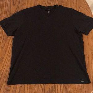 PRACTICALLY NEW! Michael Kors Black T-Shirt